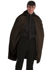 Black Cape - Halloween Costumes